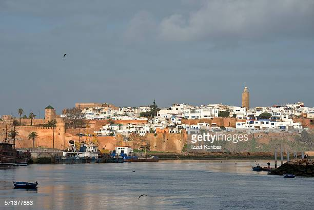 River Bou Regreg and Kasbah of the Udayas in Rabat