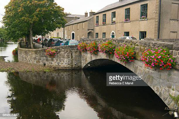 River Carrowbeg in Westport, County Mayo, Ireland