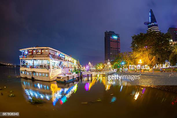 River Cruise in Ho Chi Minh, Vietnam