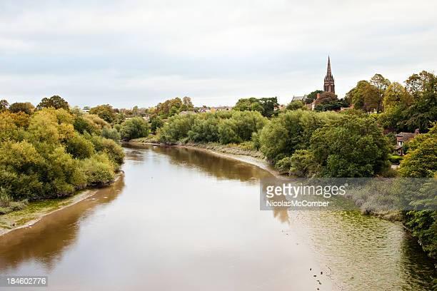 River Dee Overlooking Handbridge