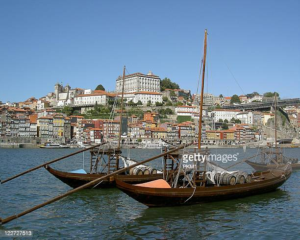 River Douro Port Wine Boats