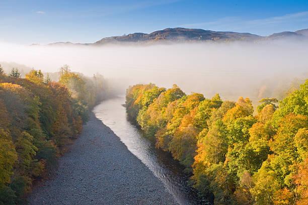 River Garry, Killiecrankie Wall Art