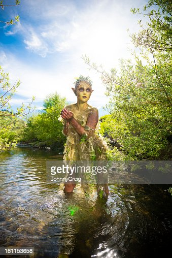 River Goddess High-Res Stock Photo - Getty Images