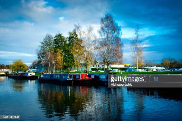 river great ouse at ely - east anglia stock photos and pictures