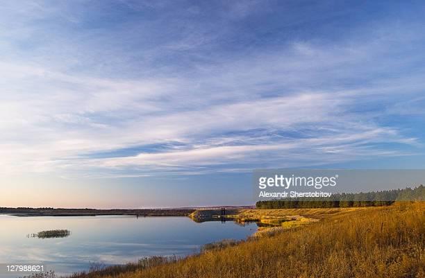 River in Blagoveshchensk