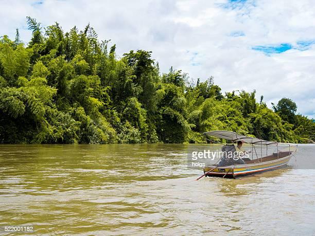 River Kwai in Kanchanaburi, Thailand