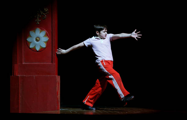 AUS: Billy Elliot The Musical Production Media Call