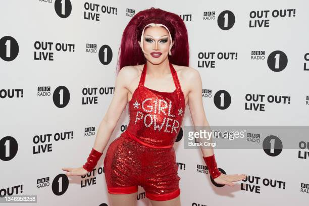 River Medway attends BBC Radio 1 Out Out! Live 2021 at Wembley Arena on October 16, 2021 in London, England.