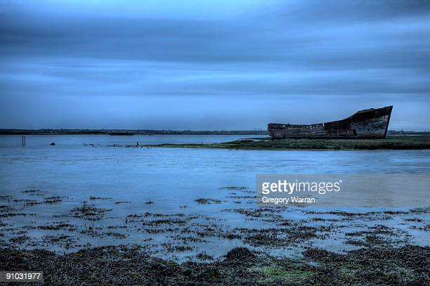 river medway - river medway stock photos and pictures