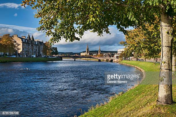 River Ness, Inverness, Autumn