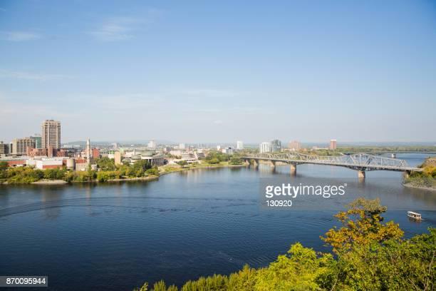 River Ontario - Ottawa
