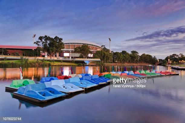 ADE river paddle boats