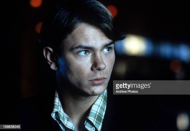 River Phoenix in a scene from the film 'Sneakers' 1992