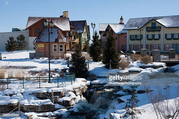 River Place Shopping District, Frankenmuth, Michigan