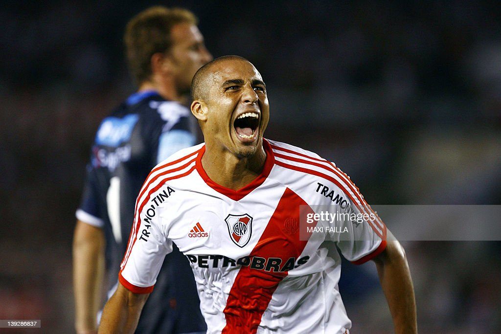 River Plate's new player, French-Argenti : News Photo