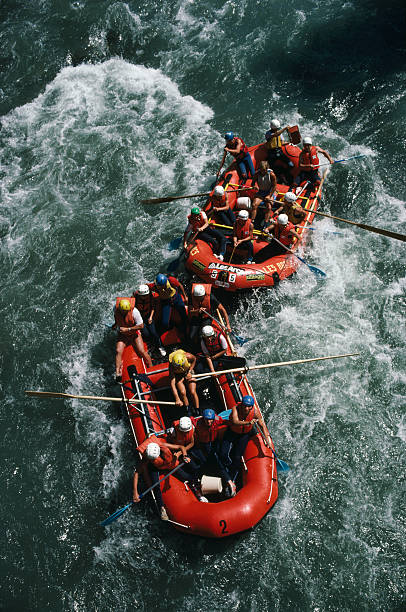 whitewater river rafting in france pictures getty images