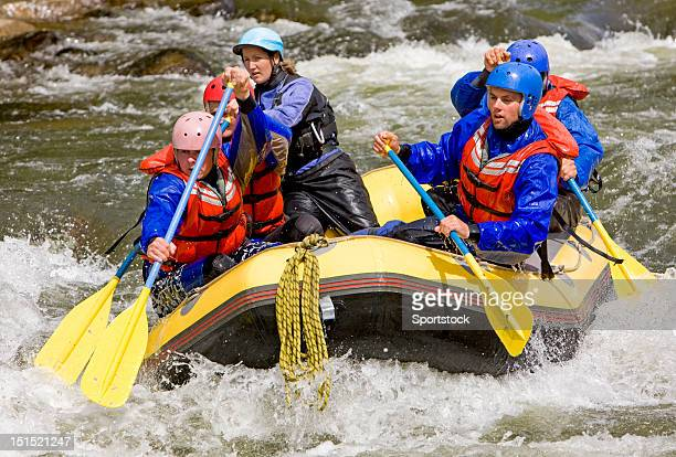 River Rafting In Western United States