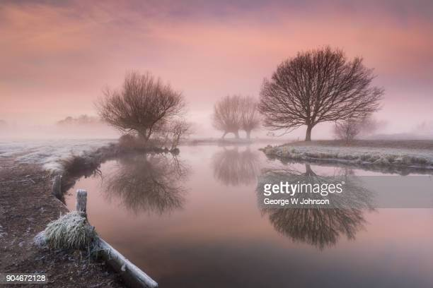 River Stour at Dawn