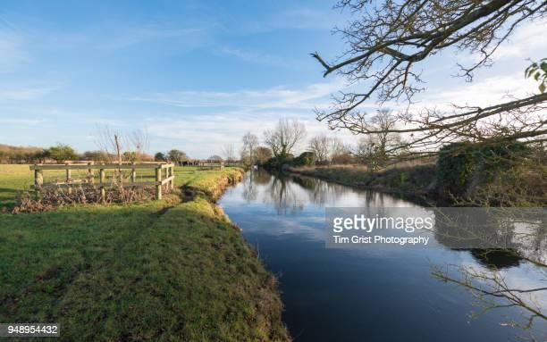 River Stour, Dedham Vale, Suffolk