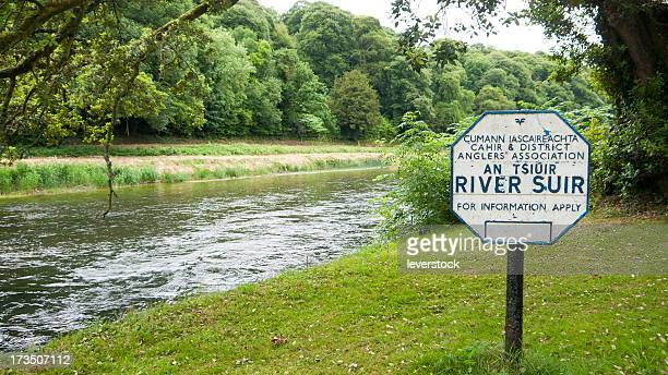 River Suir sign by the river