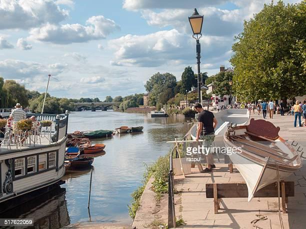 River Thames in Richmond