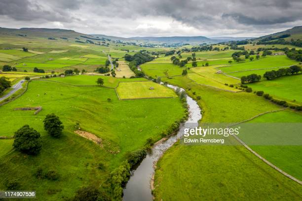 river ure - river stock pictures, royalty-free photos & images