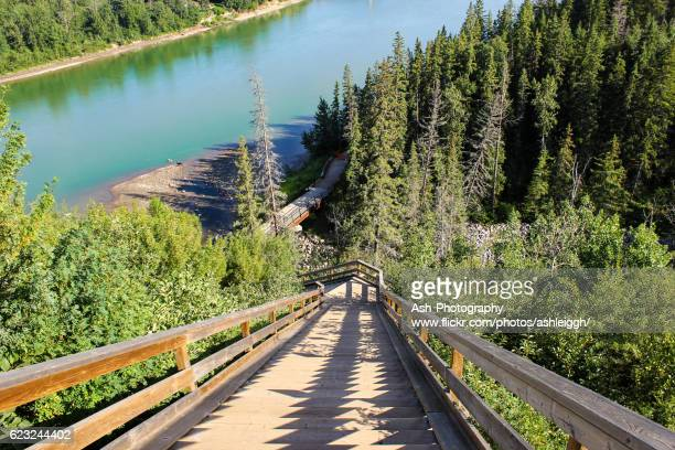 River Valley Staircase - Edmonton, Alberta