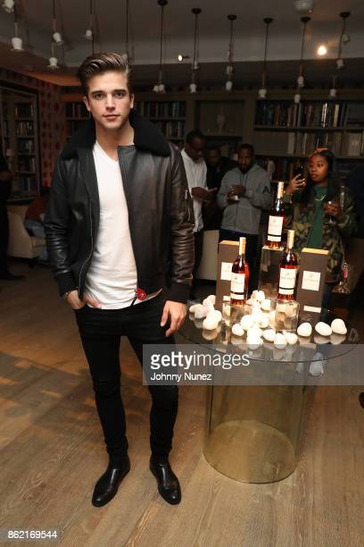 River Viiperi Attends Remy Martin Presents Carte Blanche Merpins With Cellar Master Baptiste Loiseau And Super Producer Zaytoven at Whitby Hotel...