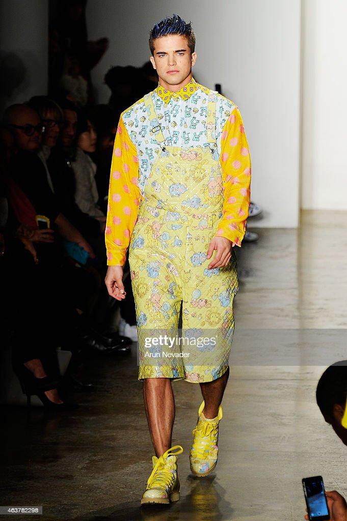 Jeremy Scott - Runway - MADE Fashion Week Fall 2015