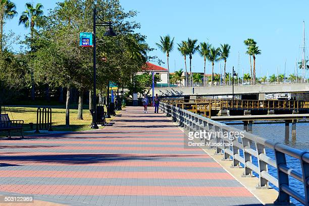 River walk, Bradenton, Florida