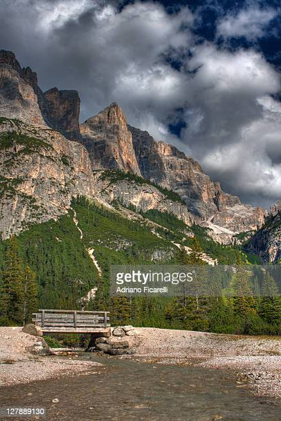 river with mountain - adriano ficarelli stock pictures, royalty-free photos & images