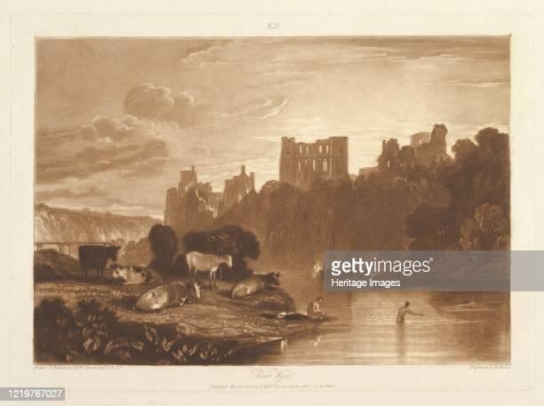 River Wye May 23 1812 Artist JMW Turner