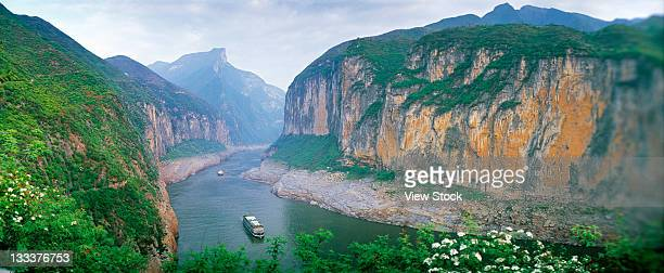 River Yangtze,Three Gorges