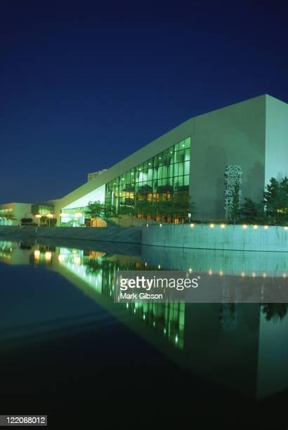 riverfront park, spokane, washington - riverfront park spokane - fotografias e filmes do acervo