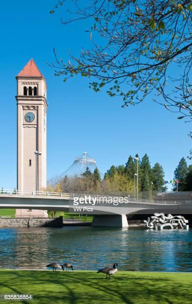 Riverfront Park Spokane Washington