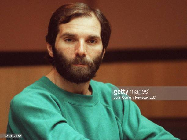 Convicted killer Ronald DeFeo in court on June 24 1992 during a hearing seeking a new trial on charges he murdered his family in Amityville New York...