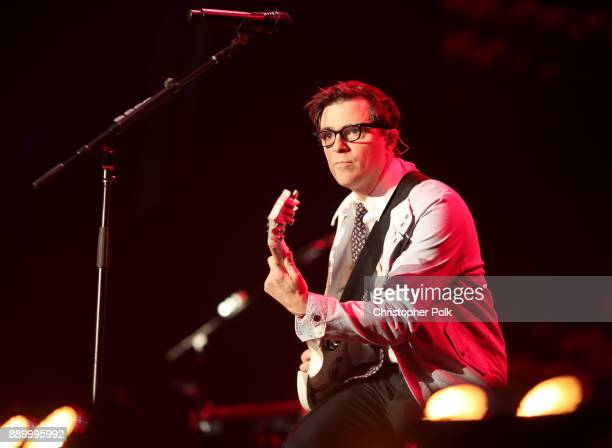 Weezer Christmas.Rivers Cuomo Pictures And Photos Getty Images