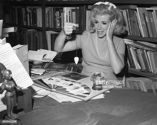 Rivers in bookstore at 845 Broadway Actress Joan Rivers isn't sure she likes what the cards and boards have in store for her