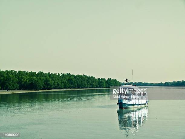 riverscape - khulna stock photos and pictures