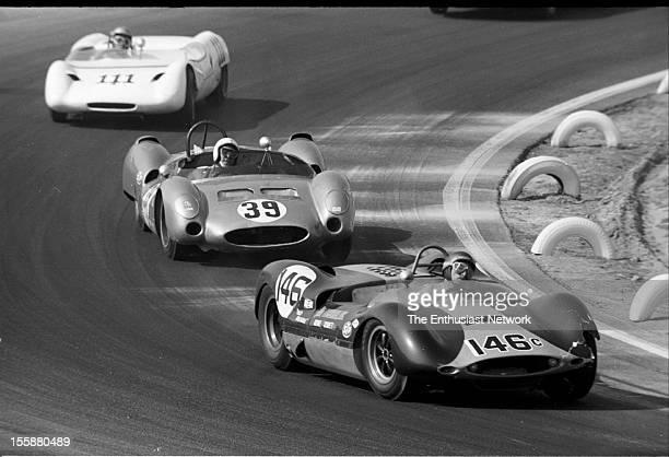 Riverside Grand Prix Dave Ridenour Huffaker Genie MK10 Charles Cox Cooper King Cobra Rick Muther Lotus 23B