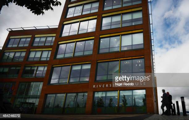 Riverside House the council offices in Rotherham South Yorkshire August 27 2014 in Rotherham England A report released yesterday claims at least 1400...