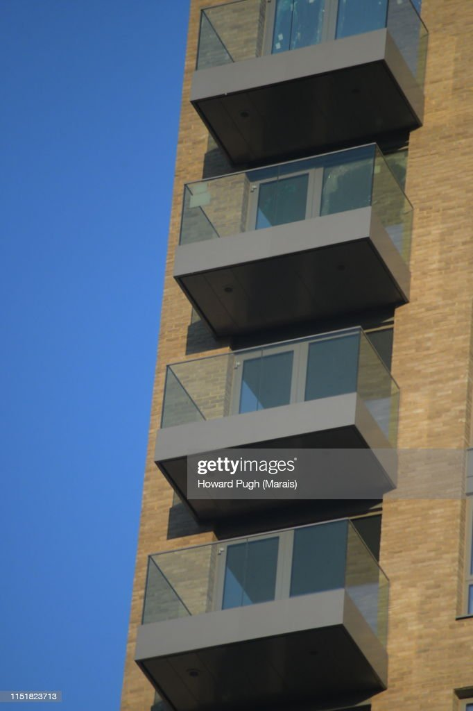 Riverside Urbanscapes : Stock-Foto