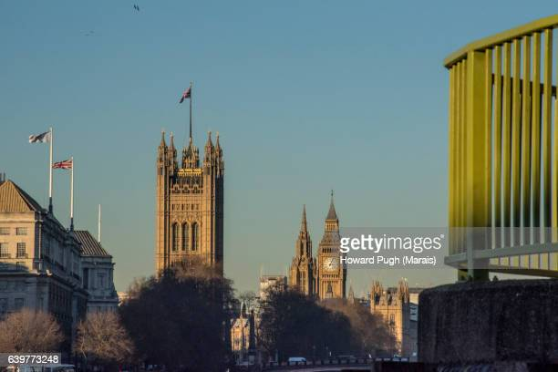 riverside walks and views - us embassy stock pictures, royalty-free photos & images