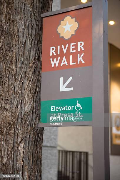Riverwalk Sign