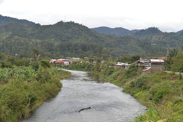 Rivière d'eau chaude à Ranomafana
