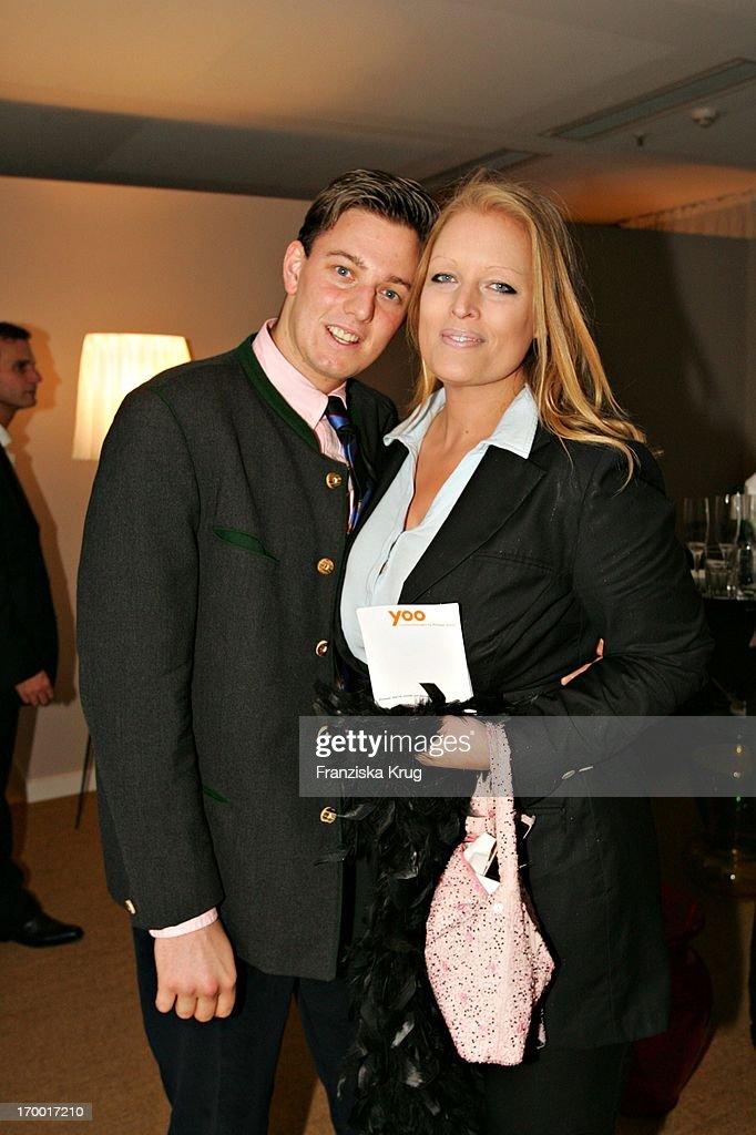 Rixa Herzogin Von Oldenburg and Philippe Medow In The