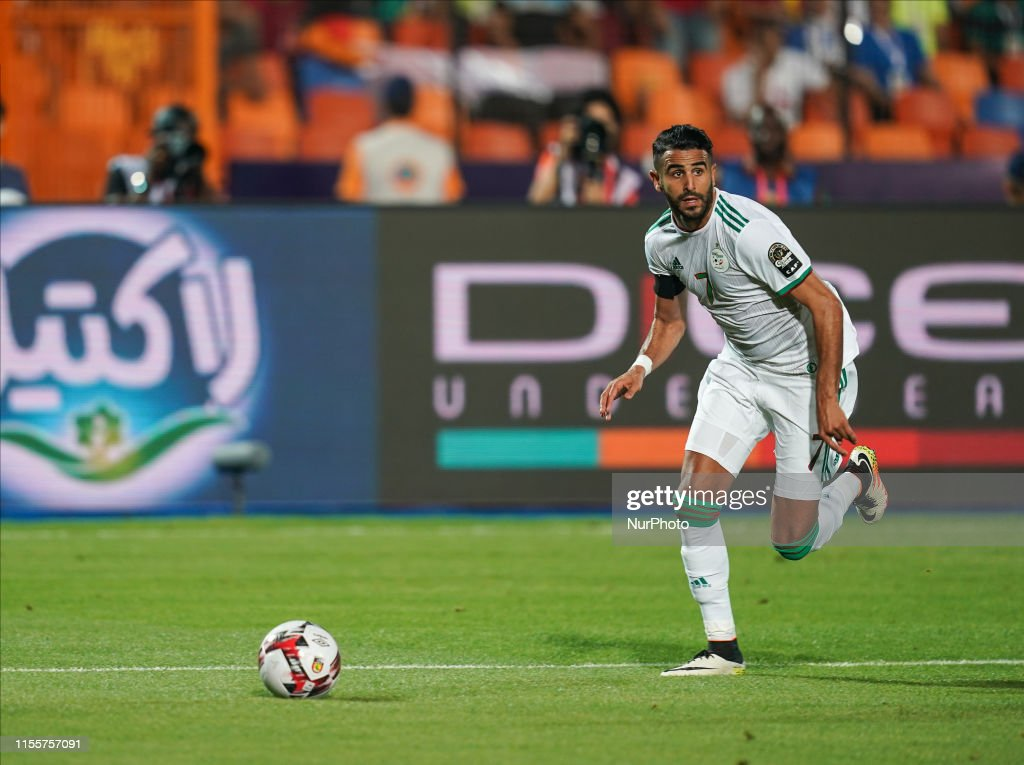 Algeria v Nigeria - 2019 African Cup of Nations : News Photo