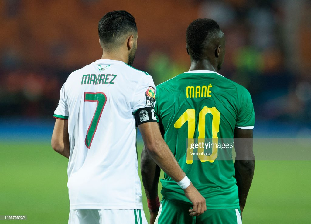 Senegal v Algeria - 2019 Africa Cup of Nations Final : News Photo