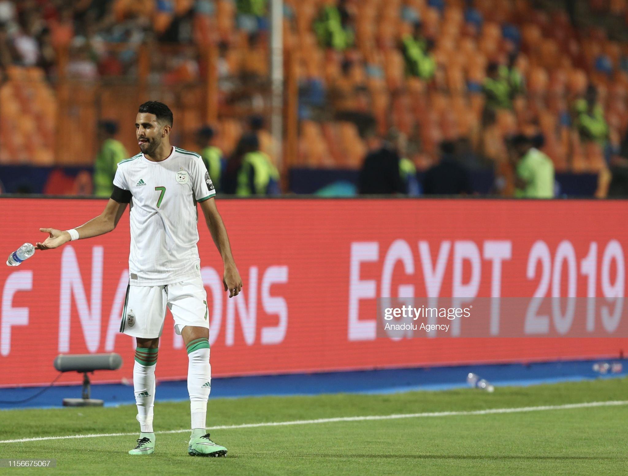 Senegal vs Algeria: 2019 Africa Cup of Nations : News Photo