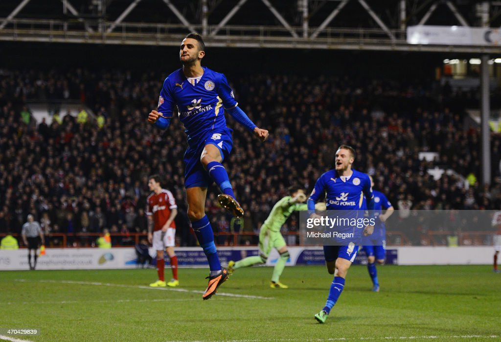 Nottingham Forest v Leicester City - Sky Bet Championship